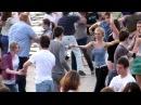 Танцы на набережной на закате Парк Горького 14 06 2013 N 01