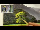 How To Paint A Tree In Oil Oil Painting Tutorial