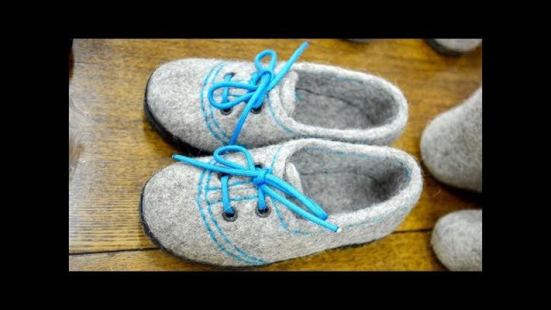 Yarferma.ru — полная версия валяния обуви из шерсти овец