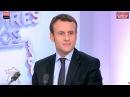 Invité Emmanuel Macron Territoires d'infos 09 12 2016