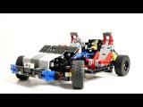 Lego Technic - 40 лет. Обзор юбилейной модели