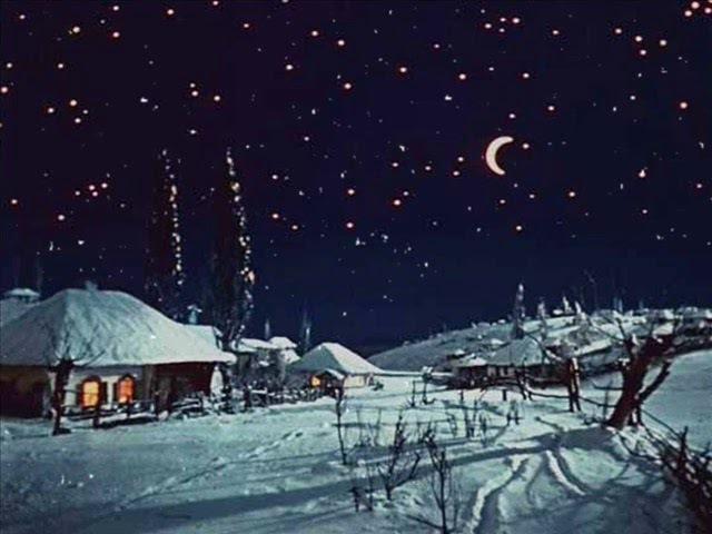 Н В Гоголь Ночь перед Рождеством Краткое содержание повести