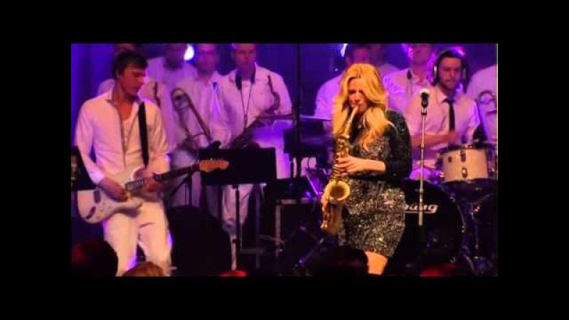 Sax a go-go - Candy Dulfer, Phatt New Amsterdam Orchestra