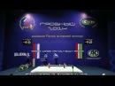 Чемпионат России по тяжелой атлетике 2014 в Грозном Часть 5