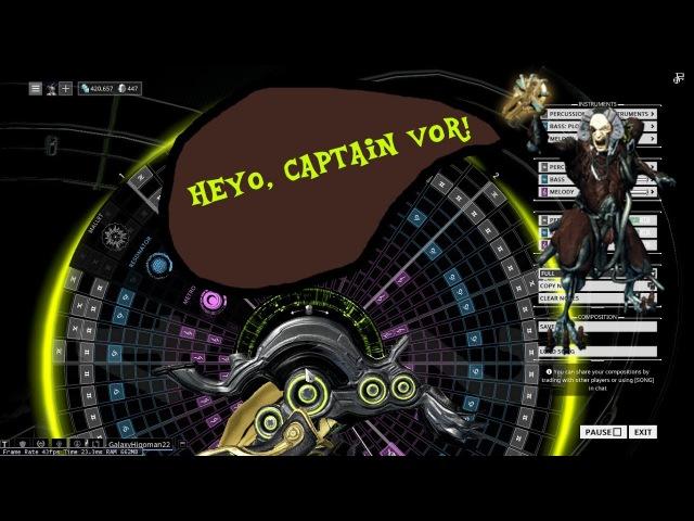 Warframe Mandachord: Captain Jack - Captain Jack