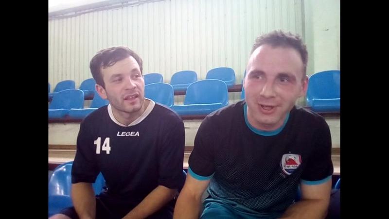Александр ДУМЧЕВ и Олег НИКИТЧИН (КНИ 464)