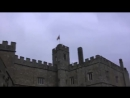 Мистика видео В старом замке реальный призрак, снято на видео