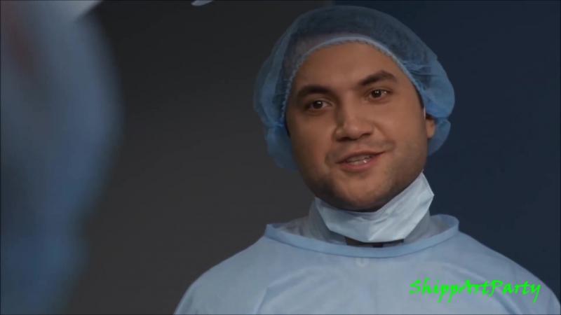 Женский доктор 3. Олег Чернов. Актёр Тарас Кузьмин. (видеонарезка)