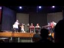 Stalina Guberchenko - Herzkönigin - Alice in Wonderland play Part 2❤️ Germany, Stuttgart 2017