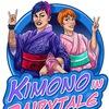 Kimono in Fairytale
