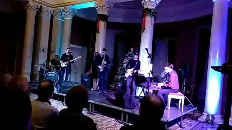 Рождественские импровизации с VASABI JAZZ BAND