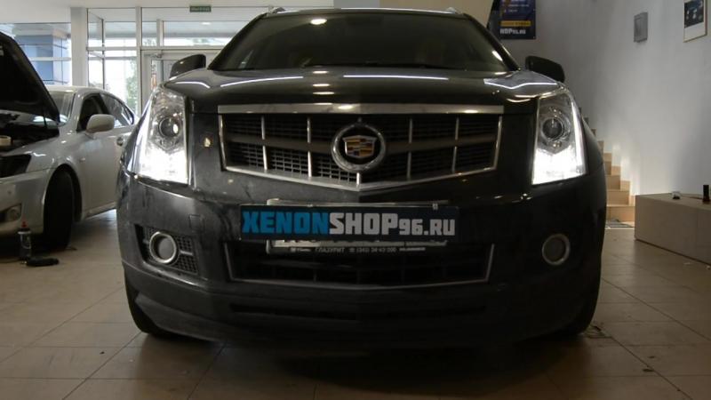 PROBRIGHT TDRL BASE в Cadillac SRX