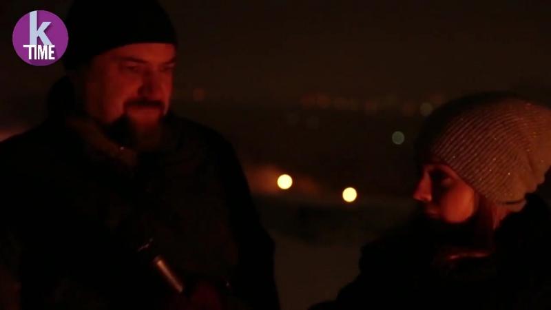 «Защитники Вечного огня»_ одна ночь с киевскими волонтерами
