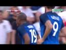 Франция - Англия Обзор матча Myfootball.ws