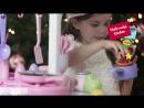 Кухня с аксессуарами «Учимся готовить», розовая ELC 142522