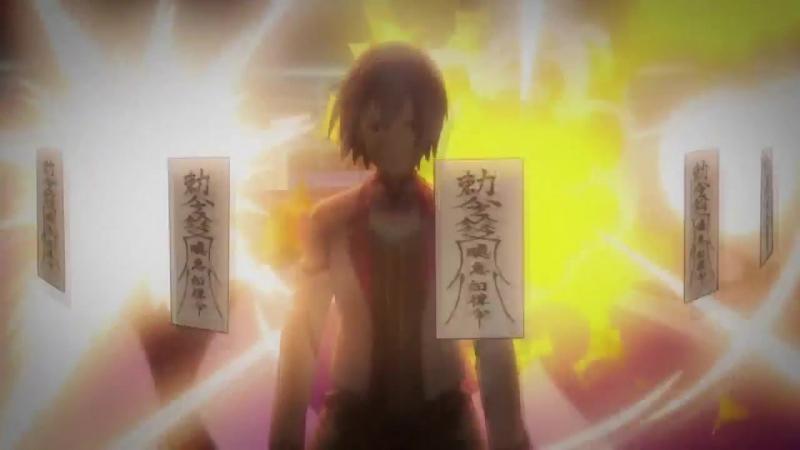 AMV - Боевая академия города Астериск / Gakusen Toshi Asterisk - Breaking Through