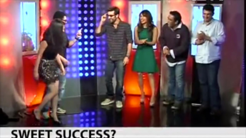 Thank God It s Friday Barfi Cast Interview - YouTube