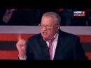Жириновский матерится в прямом эфире