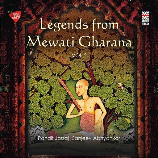 Pandit Jasraj альбом Legends from Mewati Gharana, Vol. 2