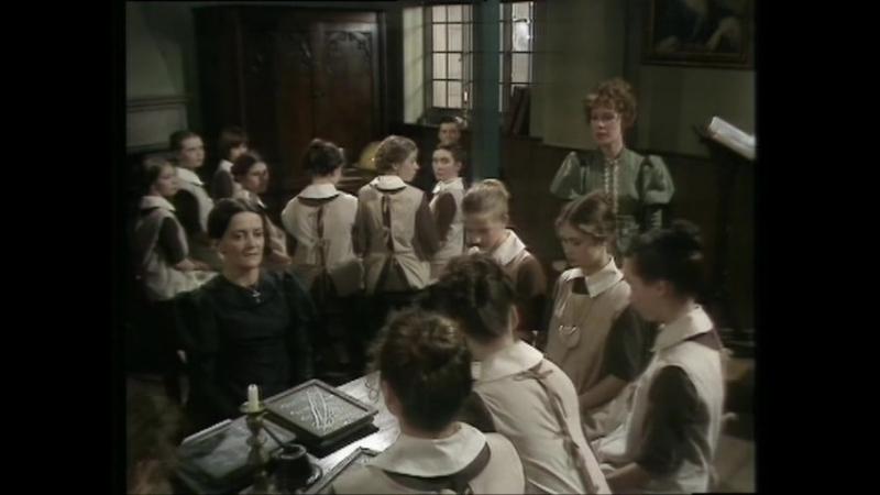ДЖЕЙН ЭЙР. / Jane Eyre. (1983). 2 СЕРИЯ.
