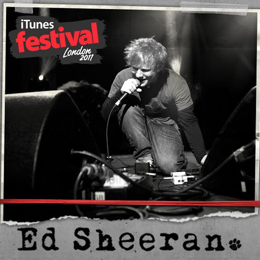 Ed Sheeran album iTunes Festival: London 2011 - EP