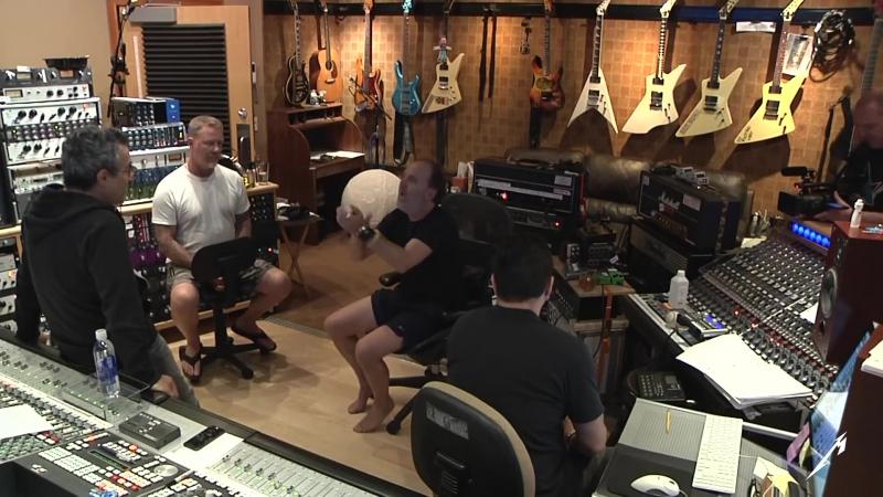 Metallica - Atlas, Rise! (Official Music Video)