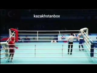MMA Fighters KZ: Садриддин Ахмедов