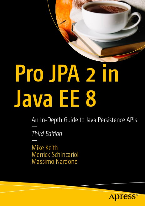 Java In-Depth Guide Java Persistence