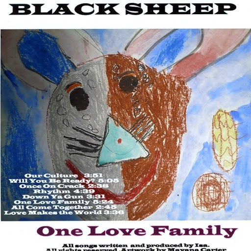 Black Sheep альбом One Love Family