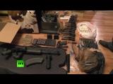 В Москве ФСБ задержала неонацистов, торговавших оружием
