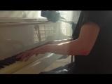 Нежный piano-кавер на песню FAST CAR - Tracy Chapman от KHS