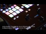 Rane SEVENTY-TWO Battle-Ready 2-channel DJ Mixer and Rane TWELVE Motorized DJ Battle MIDI Controller
