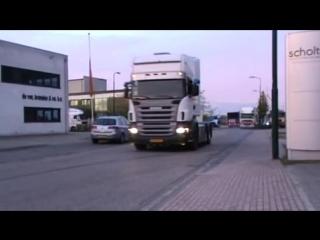 J.U.R. Transport Scania R500