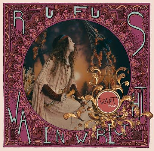 Rufus Wainwright альбом Want Two (International Version)
