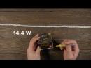 High - Tech luminaire Make Of debris. DIY. How-To Videos