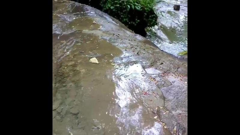 Водопад в ущелье Джегош Головинка Сочи