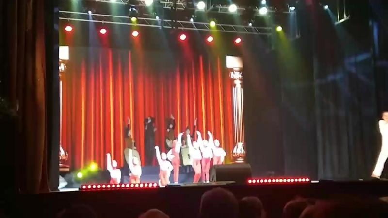 Все грани таланта ЗЛКРБ театр танца Премьер Спонайд