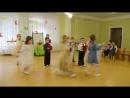 Красивый танец с сердцем и тканью Утренник 8 Марта в детском саду Средняя группа