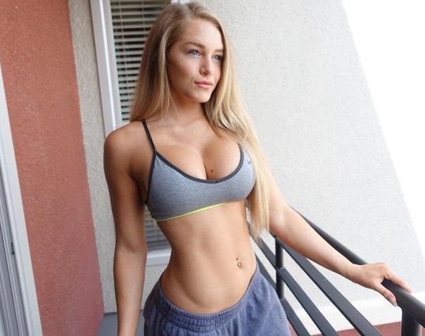 Blonde self pics