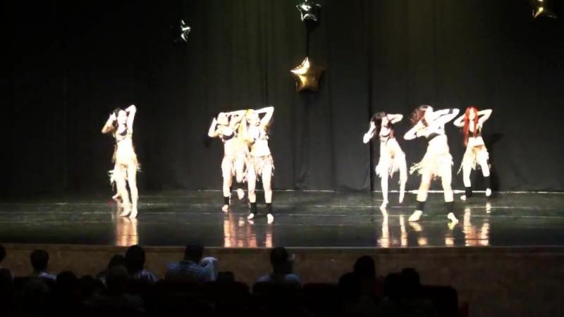 Амазонки Студия танца Джани 1
