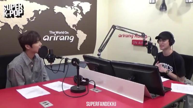 [2017.10.09] arirang Super K-POP Radio ~ Kim Kyu Jong Talk about Kim Hyun Joong Park Jung Min » Freewka.com - Смотреть онлайн в хорощем качестве