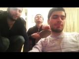 Как армяне пели гимн МЮ до перехода Мхитаряна, и после
