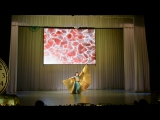 Новогодний отчетный концерт. Моя звездочка - Alina Star!