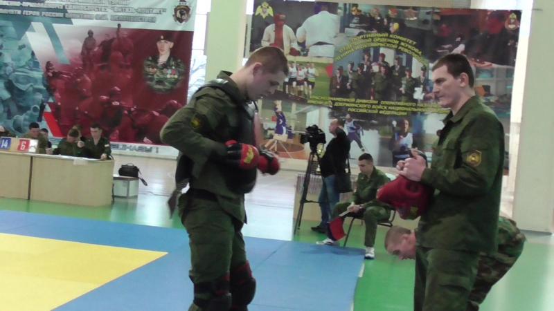 Турнир по военно-прикладному единоборству Витязь-контакт 28.12.2017г.