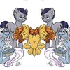 Пони Пржевальского   Przewalski's Ponies