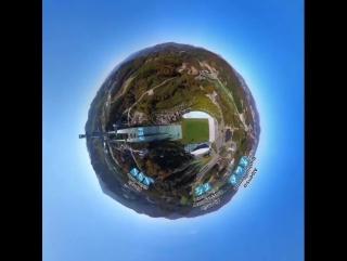 Альпензия —панорама