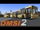 Omsi2 на карте Чистогорс 0.8 по маршуту 817 и автобус Лиаз-5292.22-02