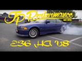 JP Performance - BMW E36 на V8  [BMIRussian]