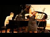 Елизавета Котова (скрипка), Илья Токарев (рояль) Olafur Arnalds