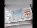 коробочка-открытка. выполнена на заказ